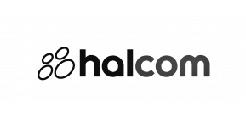 Partner company logo - Halcom
