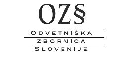 Partner company logo - Odvetniška zbornica Slovenije